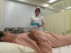 Kind nurse treats her patients with her body, not just ...