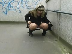 Pissing on the streets