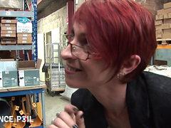 Slim Boss Katy Caught Her Employee